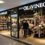 Концепт магазина растительного масла