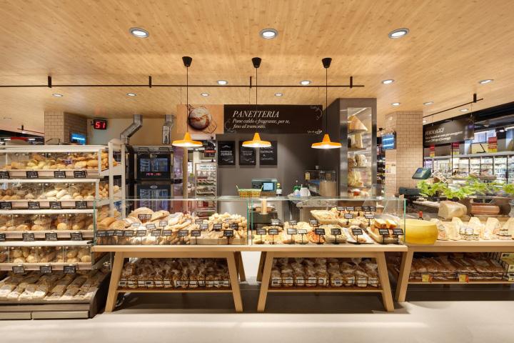 Carrefour-Gourmet-Market-by-Interstore-Design-and-Schweitzerproject-Milan-Italy